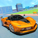 Extreme Car Driving Car Stunts Free icon