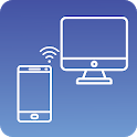Cast Phone To TV, Screen Mirroring icon