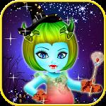 Halloween Princess Icon