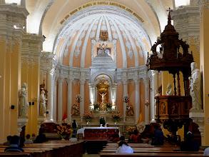 Photo: Altarraum der Kathedrale