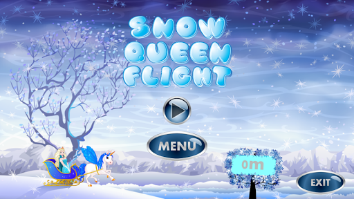 Snow Queen Flight 1.9 screenshots 2