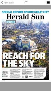Herald Sun - náhled