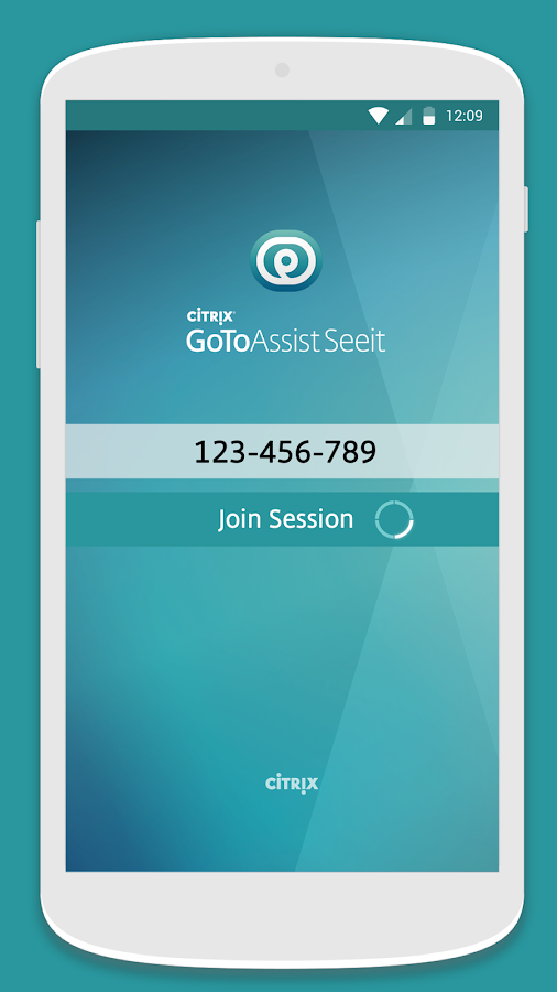 GoToAssist Seeit- screenshot