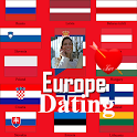 Europe Dating App Free Chat with European Singles icon