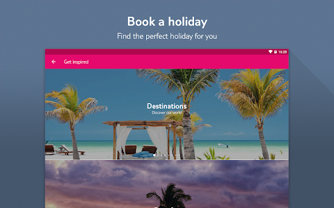 MyFirstChoice –The holiday app screenshot 6
