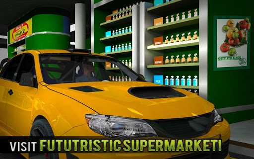 Drive Thru Supermarket 3D Sim 1.7 screenshots 8