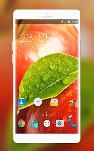 Theme for Intex Aqua 3G Apple Fruit Wallpaper - náhled