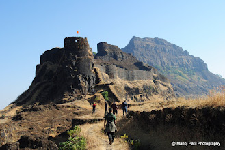 Photo: Time to Move to Torana Via Aalu Daravaja....