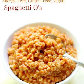 Homemade Spaghetti O's (Allergy-Free, Gluten-Free, Vegan).