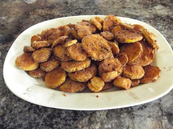 Easy Deep Fried Summer Squash Recipe
