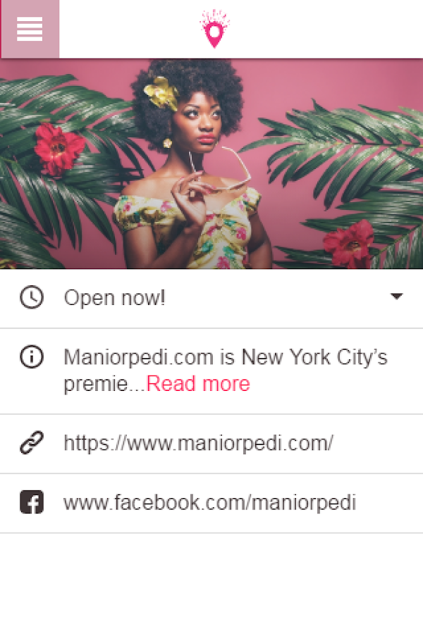 maniorpedi.com- screenshot