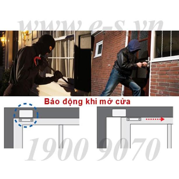 Combo chống trộm hồng ngoại ES-CB03