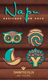 Napu HD Icon Pack Screenshot