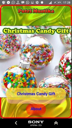 Foto do Idéias do presente de Natal Candy