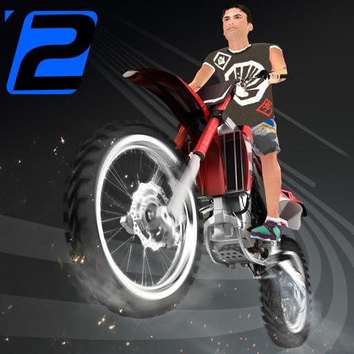 賽車遊戲App|激怒市モトバイク・レース2 LOGO-3C達人阿輝的APP