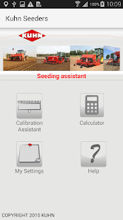 Seeders Calibration Assistant- screenshot thumbnail
