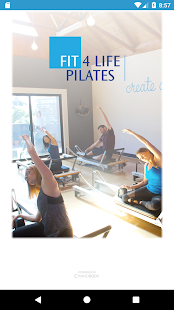Fit 4 Life Pilates- screenshot thumbnail