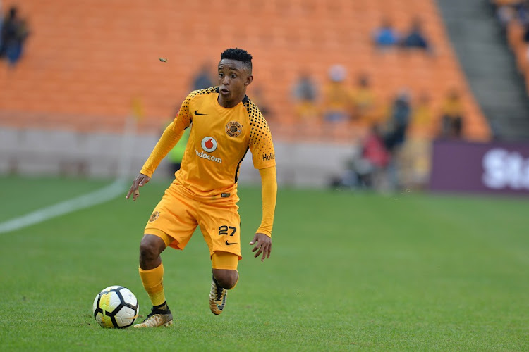 Chiefs coach Ernst Middendorp wants clarity soon on Pule