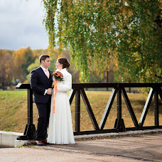 Wedding photographer Konstantin Egorov (kbegorov). Photo of 16.10.2017