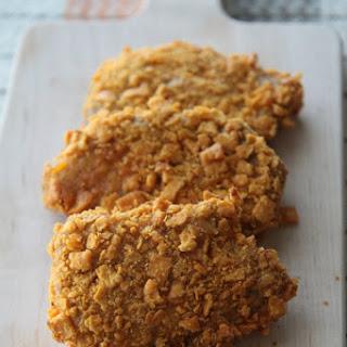Crushed Cheese Cracker Pork Tenderloin