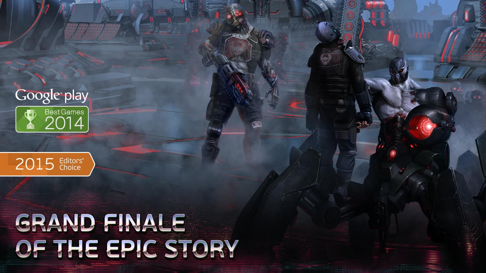 Evolution: Battle for Utopia screenshot #9