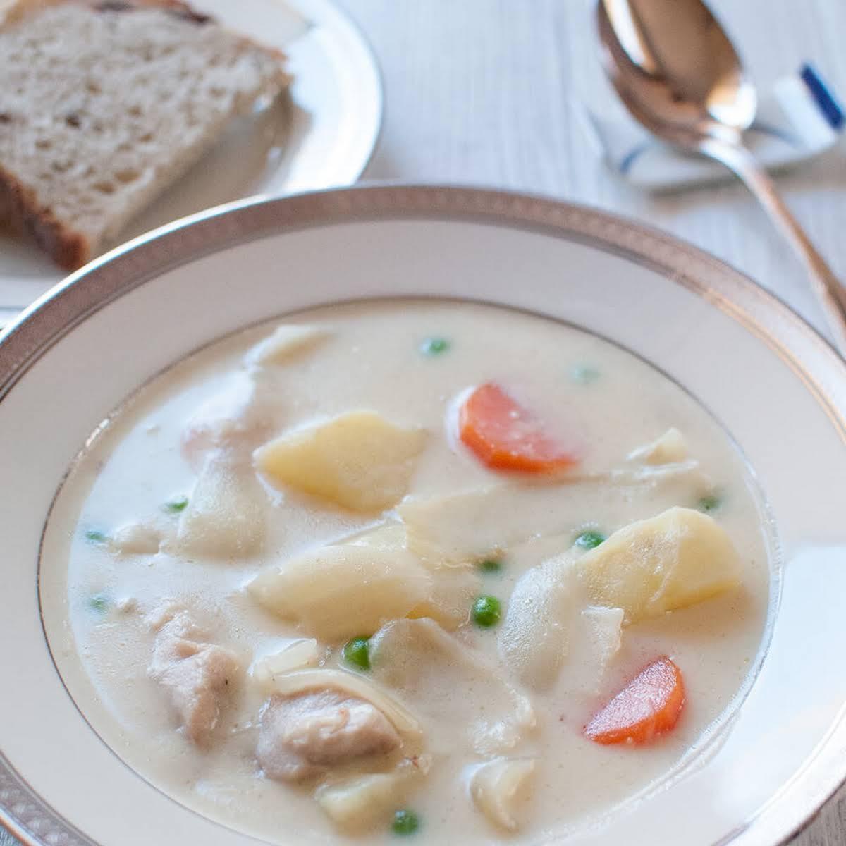 White Stew (Cream Stew)