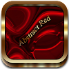 Abstract Red Go Launcher EX APK