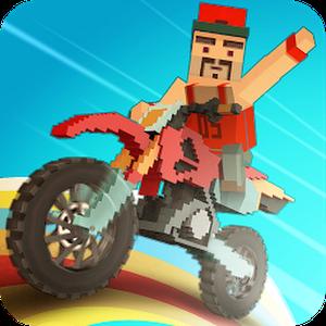 Download Moto Rider 3D: Blocky City 17 v1.3 APK Full - Jogos Android
