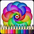 Mandalas coloring pages (+200 free templates)