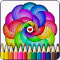Mandalas coloring pages (+200 free templates) icon
