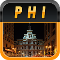 Philadelphia Offline Map Guide icon