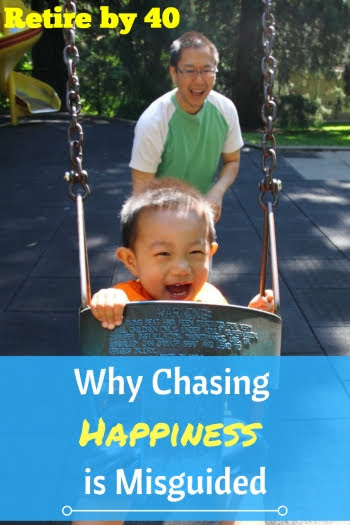 Why Chasing Happiness is Misguided