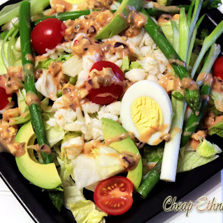 Crab Louie Salad.