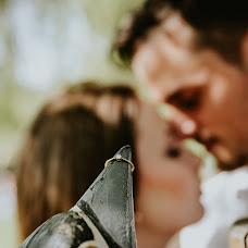 Wedding photographer Krisztian Bozso (krisztianbozso). Photo of 04.05.2018