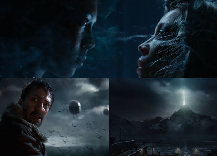 segunda temporada de La materia oscura