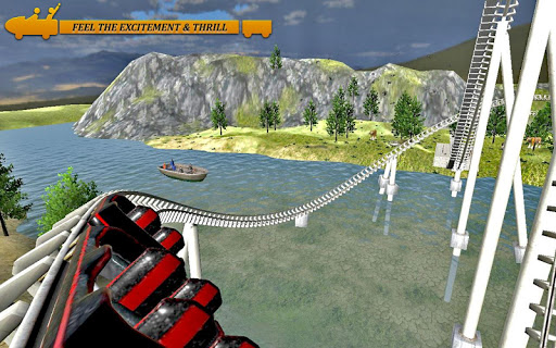 Download Mountain Valley Roller Coaster on PC & Mac with