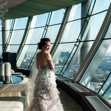 Wedding photographer Ivan Kuzmichev (Anatomic). Photo of 16.02.2018