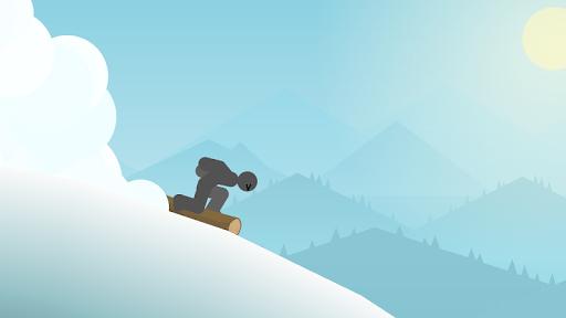 Stickman Snowboard 0.1 de.gamequotes.net 1
