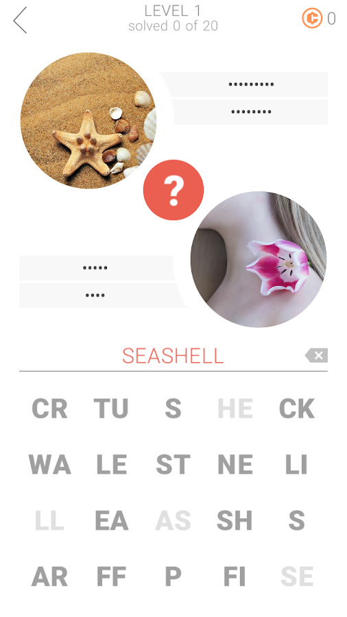 11 Clues: Word Game- screenshot