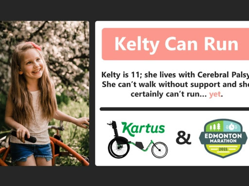 Kelty can run – Calling on the Nation