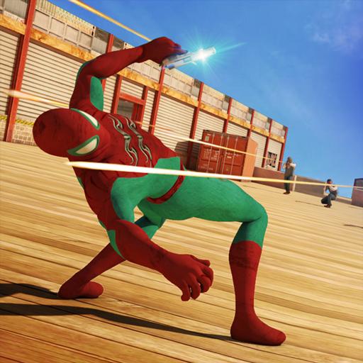 Spider Terrorist Arena Battle
