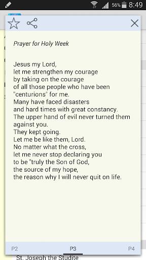 Lent Prayers