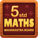 5th Maths Maharashtra Board icon