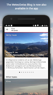 Download MeteoSwiss For PC Windows and Mac apk screenshot 5
