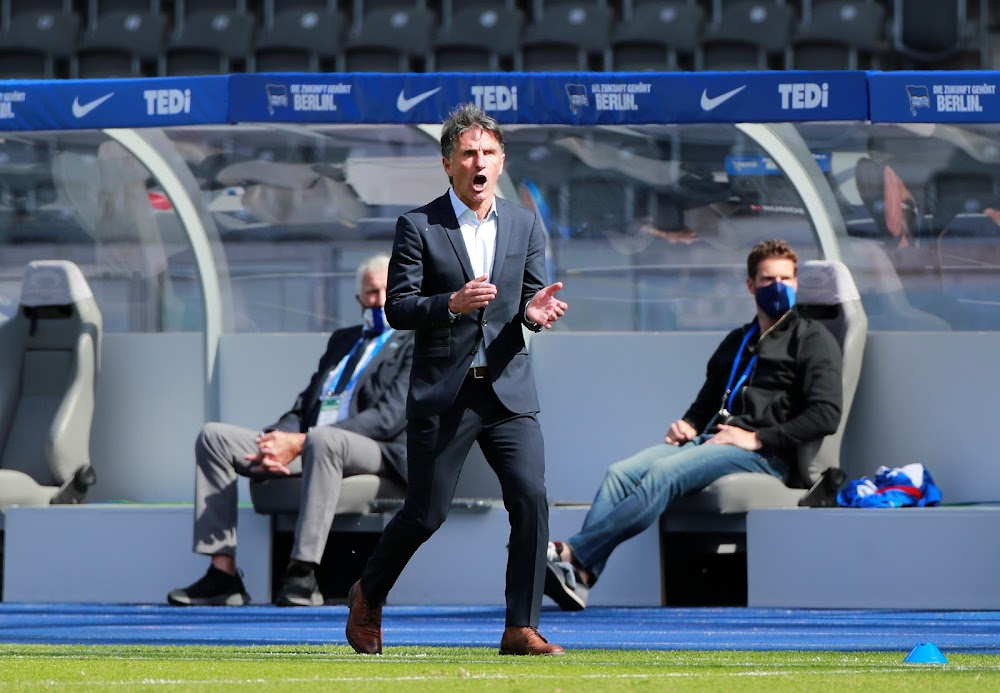 Hertha on revival as they pick 10 points from four games
