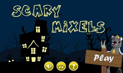 Scary mixels