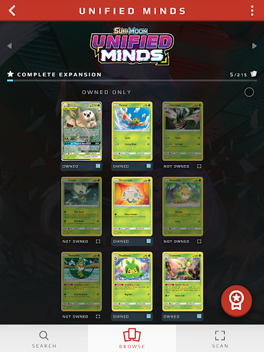 Pokemon TCG Card Dex for Android - Download
