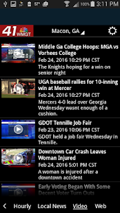 41 First Alert Storm Team App- screenshot thumbnail