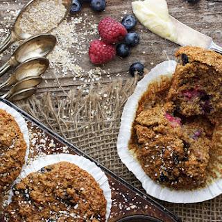 Berry Bran Muffins