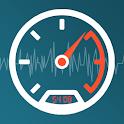 Sound Meter : decibel meter, noise detector icon